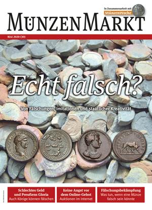 Münzemarkt 30 Thema Fälschungen und online-Auktionen